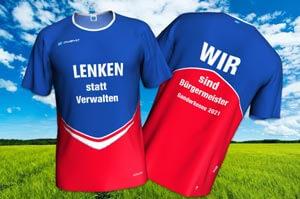 UWG Ganderkesee: Frank Lenk Jogging