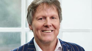 Bürgermeister Kandidat Frank Lenk
