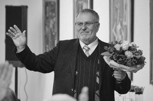 Gründungsmitglied der UWG Ganderkesee: Otto Sackmann